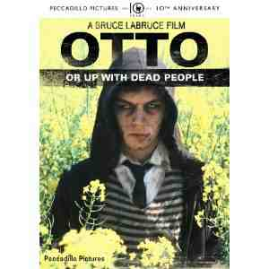 OTTO Up Dead People DVD
