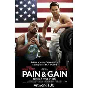 Pain Gain DVD Mark Wahlberg