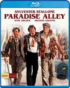 Paradise Alley Blu-ray