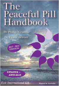 Peaceful Pill Handbook Philip Nitschke