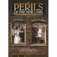 Perils of the New Land DVD