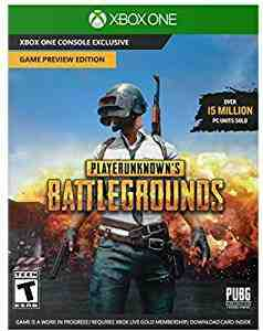 Playerunknown's Battlegrounds - Game Preview Edition for Xbox One