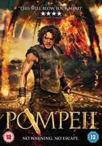 Pompeii DVD Kit Harington
