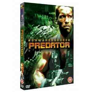 Predator Single Disc Arnold Schwarzenegger