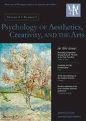 Psychology of Aesthetics, Creativity, and the Arts
