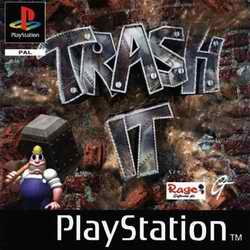 Rage Trash It Sega Saturn