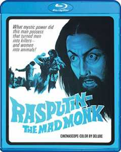Rasputin: The Mad Monk Blu-ray