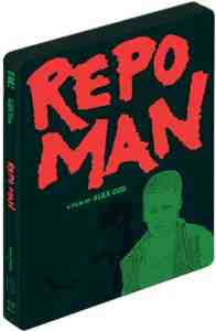 Repo Masters Cinema Steelbook Blu ray