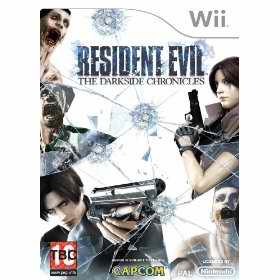 Resident Evil Darkside Chronicles Wii