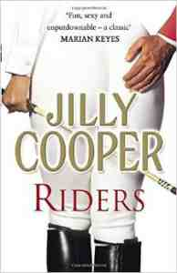 Riders Jilly Cooper OBE