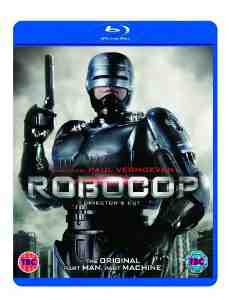 Robocop Remastered Blu ray Peter Weller
