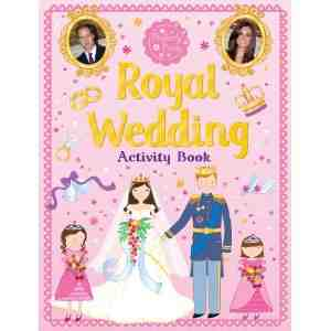 Royal Wedding Activity Perfectly Pretty