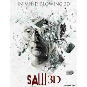 Saw 3D DVD Tobin Bell