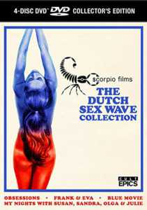 Scorpio Films: The Dutch Sex Wave Collection DVD