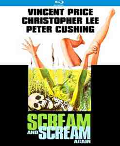 Scream and Scream Again Blu-ray