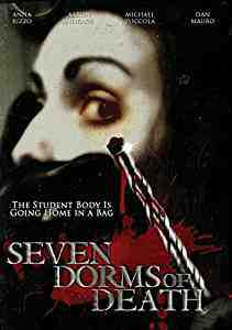 Seven Dorms Of Death DVD