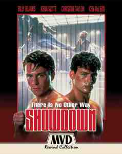 Showdown Blu-ray