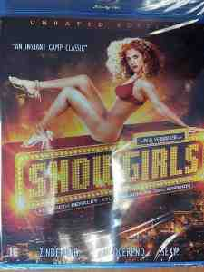 Showgirls Uncensored Blu Ray Elizabeth Berkley