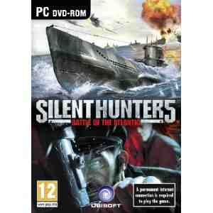Silent Hunter 5 PC DVD