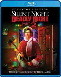 Silent Night, Deadly Night Part 2 Blu-ray