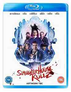 Slaughterhouse Rulez Blu-ray