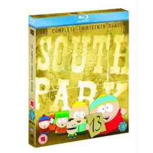 South Park Season 13 Blu ray