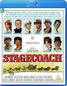 Stagecoach Blu-ray