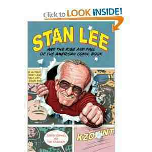 Stan Rise Fall American Comic