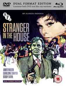 Stranger in the House DVD