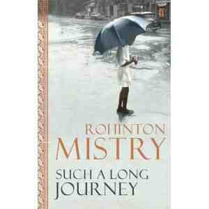 Such Long Journey Rohinton Mistry