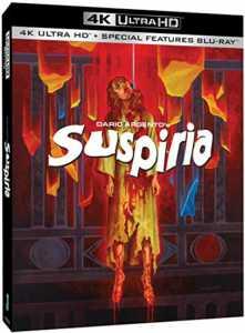 Suspiria 4K Ultra HD DVD4k Blu-rayCombo