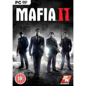 Take 2 Mafia II DVD