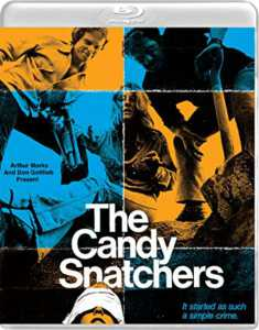 The Candy Snatchers DVDBlu-rayCombo