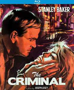 The Criminal aka The Concrete Jungle Blu-ray
