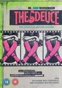 The Deuce: Season 2 DVD