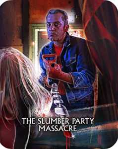 The Slumber Party Massacre Blu-ray
