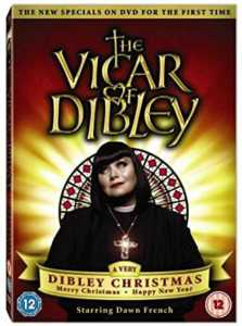 The Vicar of Dibley - A Very Dibley Christmas DVD