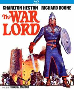 The War Lord Blu-ray