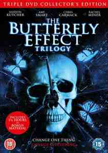 The Butterfly Effect Trilogy DVD