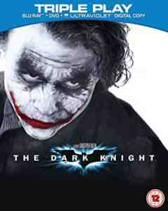 The Dark Knight DVDBlu-rayCombo