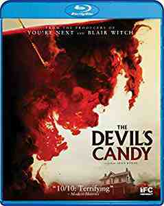 The Devil's Candy Blu-ray