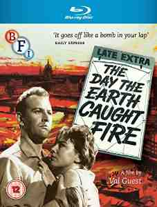The Earth Caught Fire Blu ray