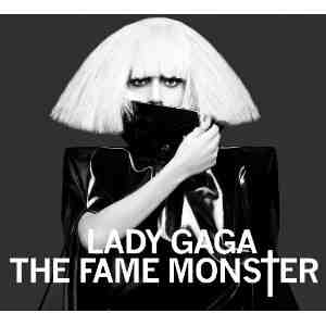 The Fame Monster Lady Gaga