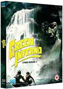 The Green Inferno AKA Cannibal Holocaust 2 Blu-ray