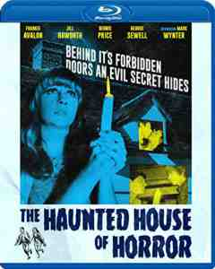 The Haunted House of Horror Blu-ray