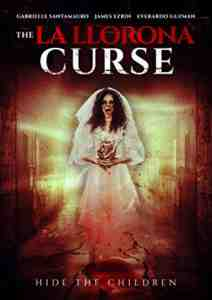 The La Llorona Curse DVD