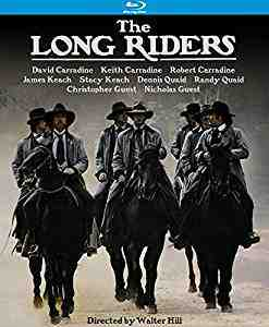 The Long Riders Blu-ray