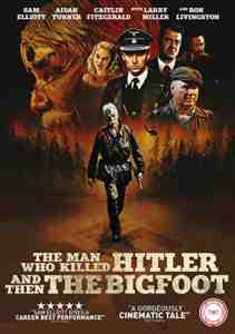 The Man Who Killed Hitler and Then The Bigfoot Blu-ray