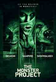 The Monster Project DVD