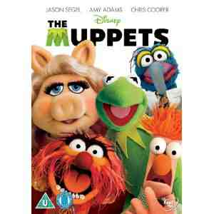 The Muppets DVD Jason Segel